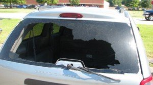 windshield glass repair